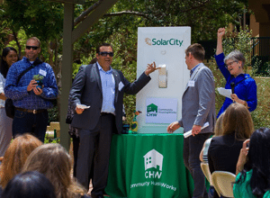 Everyday Energy Partners with SolarCity and CHW to Provide Solar to Working Families